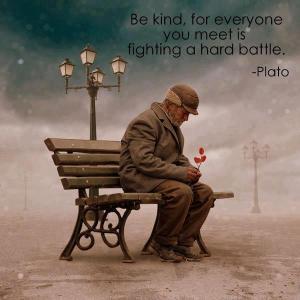 alla har sina svårigheter att kämpa med